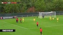 La victoire 8-0 des U19 du Stade Rennais F.C. face à Le Mans