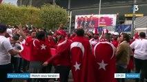 France-Turquie : un match sous haute tension