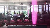 Salaire des cadres : une niche à trois milliards d'euros menacée