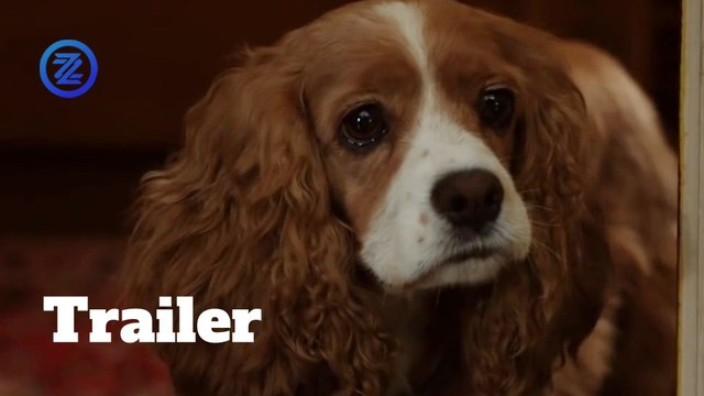 Lady and the Tramp Trailer #2 (2019) Justin Theroux, Tessa Thompson Drama Movie HD