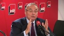 """Commission européenne : """"Le candidat qui s'imposerait serait Michel Barnier"""" estime Jean-Louis Bourlanges"""