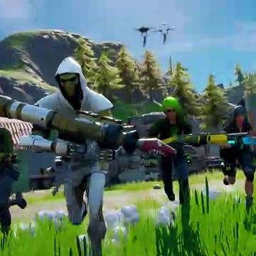 Fortnite Chapter 2 - Season 1   Battle Pass Gameplay Trailer Walkthrough