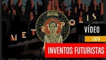 Inventos futuristas en las películas de ciencia ficción