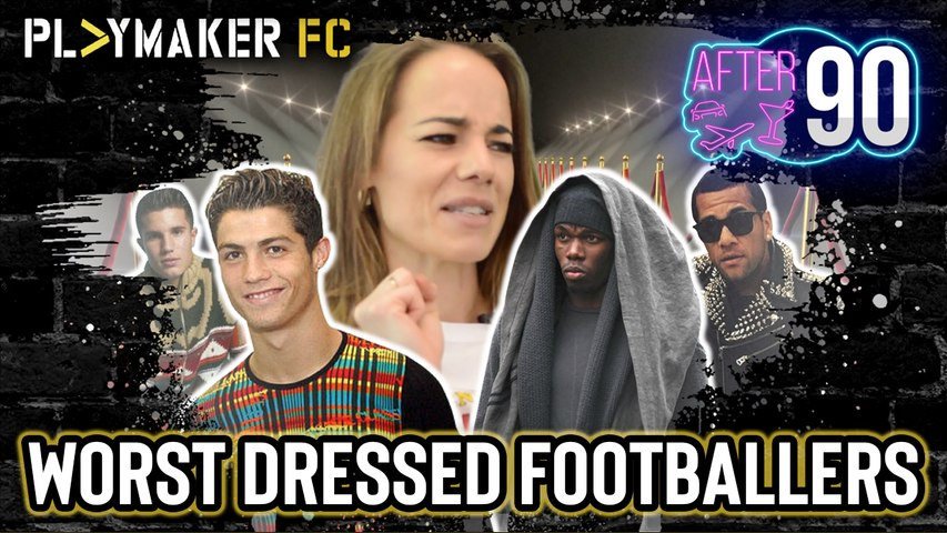 After 90 | From Pogba to Ronaldo - Football's worst dressed players of all time