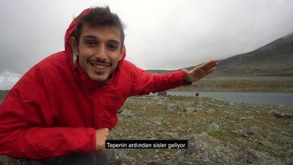 Oyun gibi ülke yapmışlar! - Norveç'in arka sokaklarına giriyorum