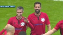 Le super but de Van Persie sur une passe de Van Nistelrooy