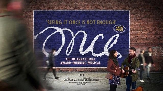 Once - UK Tour - Falling Slowly