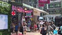 Hong Kong : le tourisme touché par les manifestations