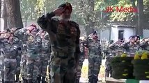 Army Paid tributes to Martyr Santosh Gope who was martyred on LOC
