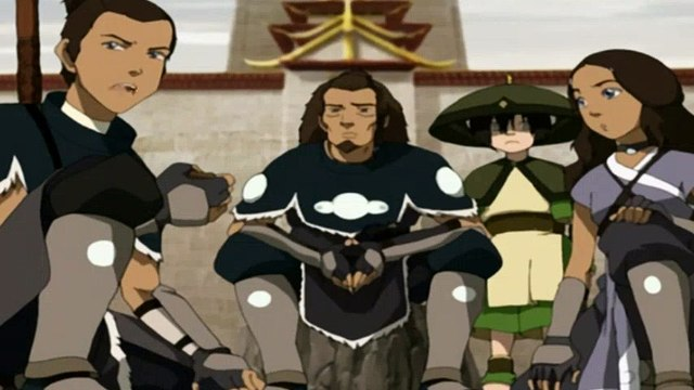 Avatar: The Last Airbender S03E11 The Day Of Black Sun Part 2 The Eclipse - The Last Airbender S03E11