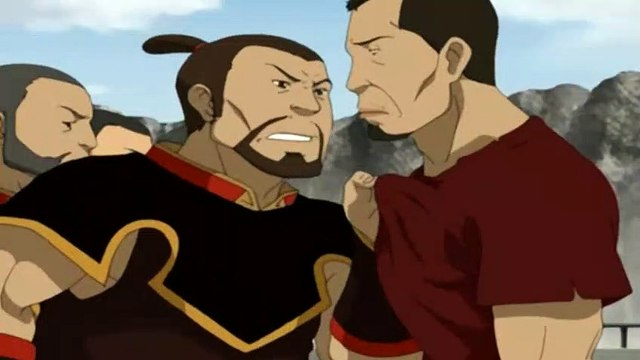 Avatar: The Last Airbender S03E15 The Boiling Rock, Part 2 - The Last Airbender S03E15
