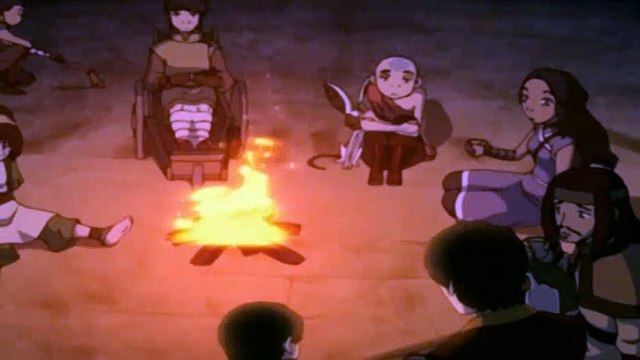 Avatar: The Last Airbender S03E14 The Boiling Rock, Part 1 - The Last Airbender S03E14