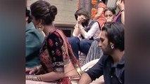 Deepika Padukone को 7 साल पहले भी ऐसे ही निहारते थे Ranveer Singh | FilmiBeat