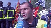 """Pompiers :  """"Le nombre d'interventions a doublé"""""""