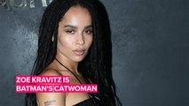 Zoë Kravitz & everyone else cast in 'Batman'