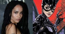 Zoe Kravitz incarnera Catwoman dans la nouvelle franchise The Batman au côté de Robert Pattinson