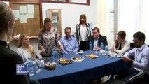 Mar del Plata Debate: Candidatos a intendente MGP en la FCEyS - UNMdP