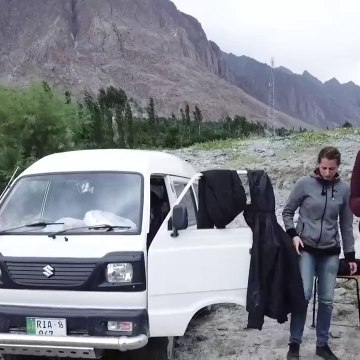 Is Pakistan Safe to sleep in a car- - Ep 262