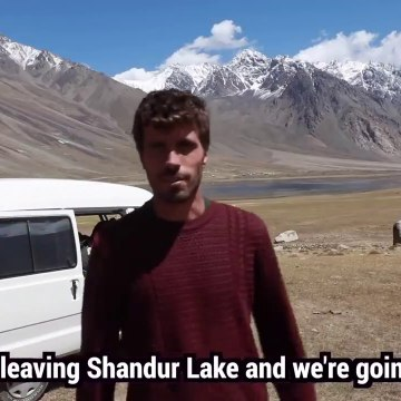 The Unexplored Pakistan - with Mery from Spain - Ep 261