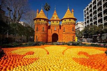 Menton : le succès international de la fête du citron