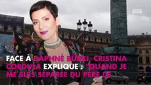 Cristina Cordula évoque sa terrible rupture avec le père de son fils