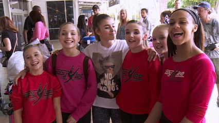Dance Moms: ALDC Arrives in Australia...Except for Abby