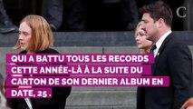 Adele a gagné 67 000 euros par jour en 2018