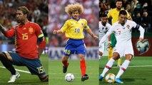 Veja os atletas que são recordistas de jogos por suas seleções