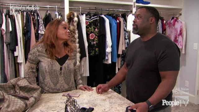Married to Medicine's Toya Says Heavenly's Hubby Won't See the 'Paint and Sip' Until the Reunion