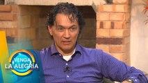 Productor de serie José José dice que el cantante no quería estar con las Saritas.| Venga La Alegría