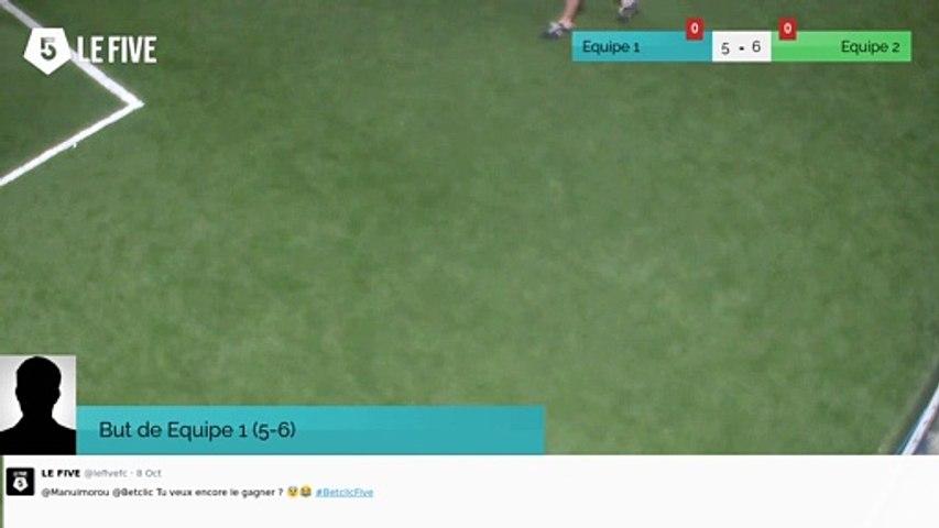But de Equipe 1 (5-6)