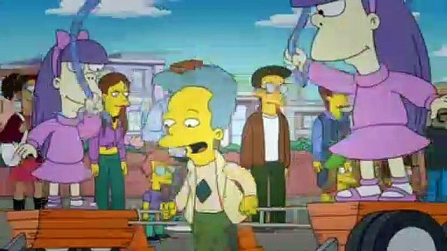 The Simpsons Season 27 Episode 8 paths of Glory