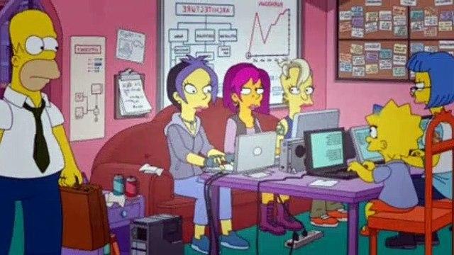 The Simpsons Season 27 Episode 10 The Girl Code