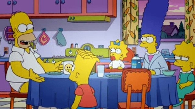 The Simpsons Season 27 Episode 11 Teenage Mutant Milk-Caused Hurdle