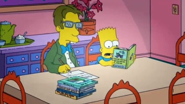 The Simpsons Season 27 Episode 9 Barthood