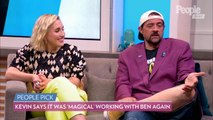 Kevin Smith Admits He Cried in Ben Affleck's 'Batman' Arms: 'I Got My Friend Back'