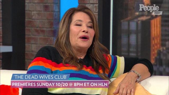 Lorraine Bracco Teases 'New Findings' in Natalie Wood's Case Ahead of 'Dead Wives Club' Premiere