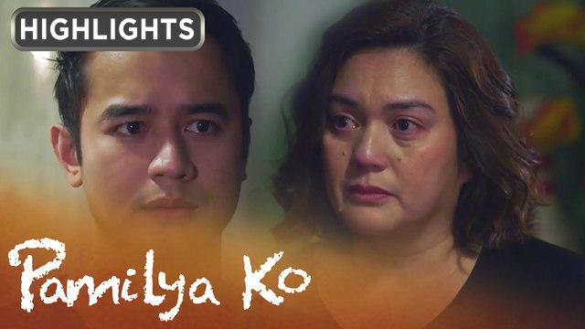 Luz, sinabi kay Chico ang kutob niya kina Fernan at Loida | Pamilya Ko