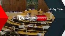 Ousmane Sonko commente le rapport de la commission d'enquête parlementaire sur l'affaire des 94 millards