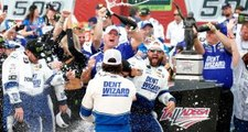 No. 12 team fights tooth and nail for Talladega win