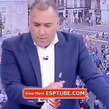 Manipulación en TVE: pillamos otra vez al 'comisario' Fortes cag***o y sin papel - ESPTUBE.COM