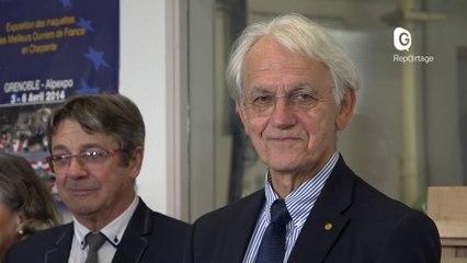 Reportage - Prix Nobel de Physique 2018 revient à Voiron - Reportage - TéléGrenoble