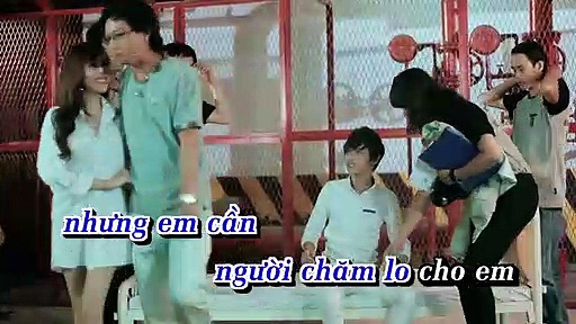 [Karaoke] Yêu Em Nhưng Không Với Tới - Bùi Vĩnh Phúc [Beat]