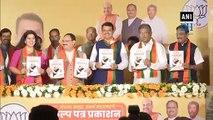 Maharashtra Assembly polls: JP Nadda, CM Fadnavis release BJP manifesto