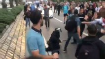 Agresión a una agente de los Mossos d'Esquadra en Mataró