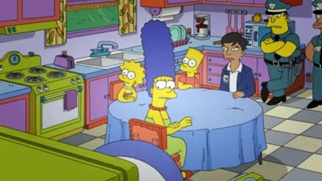 The Simpsons - Season 31 Episode 3 - The Fat Blue Line