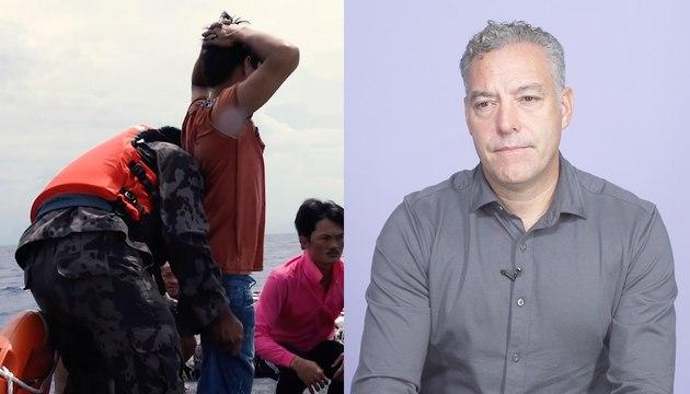 J'ai vu l'esclavage en mer de Chine | Le Speech de Ian Urbina