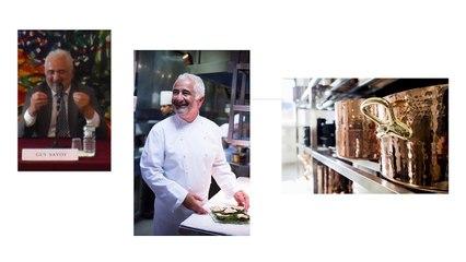 Rencontres des Gobelins | Grand entretien avec Guy Savoy, cuisinier 3 Etoiles et au sommet de La Liste