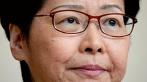 Hong Kong protests: Carrie Lam to outline annual policy plan