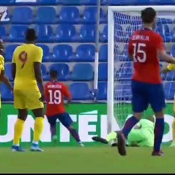 Chile vs Guinea | All Goals and Highlights